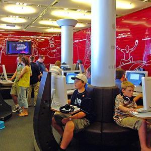 Интернет-кафе Североморска