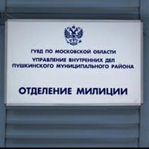 Отделения полиции Североморска