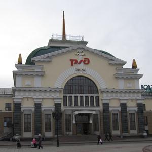 Железнодорожные вокзалы Североморска